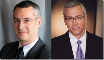 Ken Molay and Dr. Drew