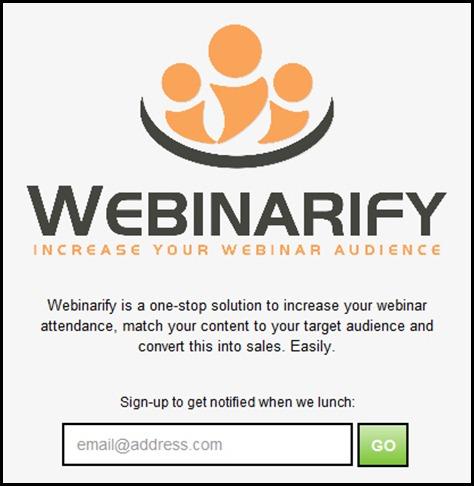 webinarify