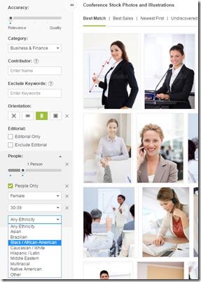 Depositphotos search criteria