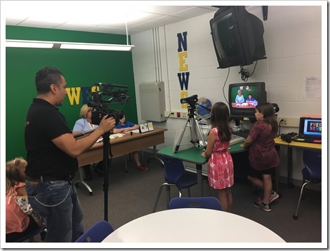 Framington Woods Elementary news video